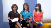 Tracy Tarantino Visits ABC 7 Chicago to Chat 11th Annual Driehaus Awards for Fashion Excellence