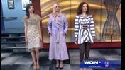 Driehaus Design Initiative Stops by FOX 32 Chicago to Chat 2014 Driehaus Awards for Fashion Excellence